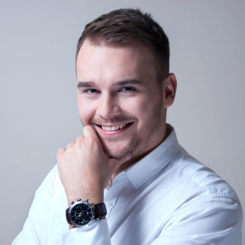 Mateusz Kaliszewski szkolenie design thinking